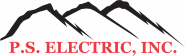 P.S. Electric, Inc. Logo