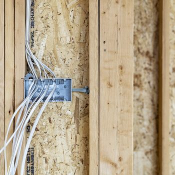 P.S. Electric, Inc. - New Construction Electrical Wiring a Light Fixture